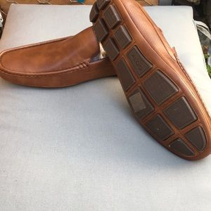 Aldo driving loafers   Brand new.  Without box